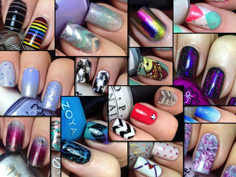 Happy New Years Eve I Am So Psyched To Be Closing Out The Year With My Fifteen Fave Nail Art Designs Of 2014