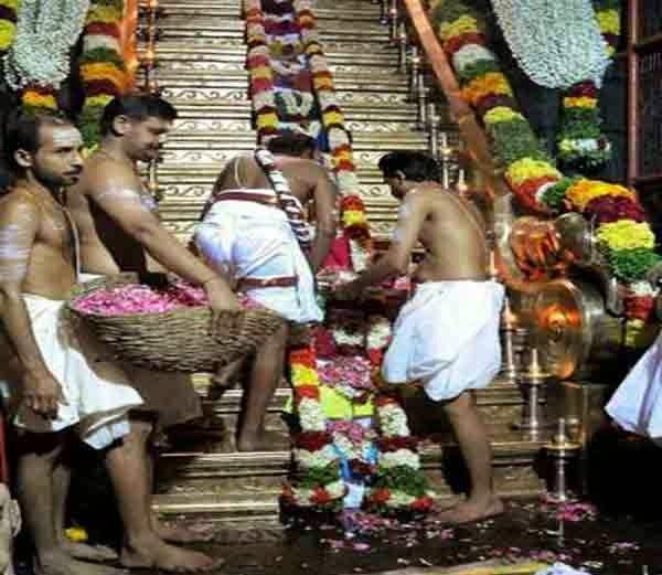 सबरीमला श्री अयप्पा केरल (Sabarimala Sri Ayyappa Temple)