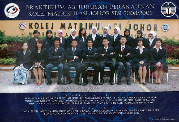 MY LIFE IN KMJ 08/09