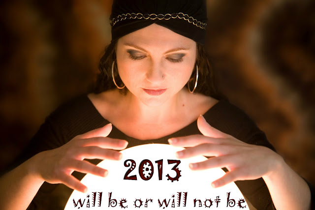 2013 - will be or will not be