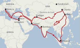 маршруты путешествий марко поло фото