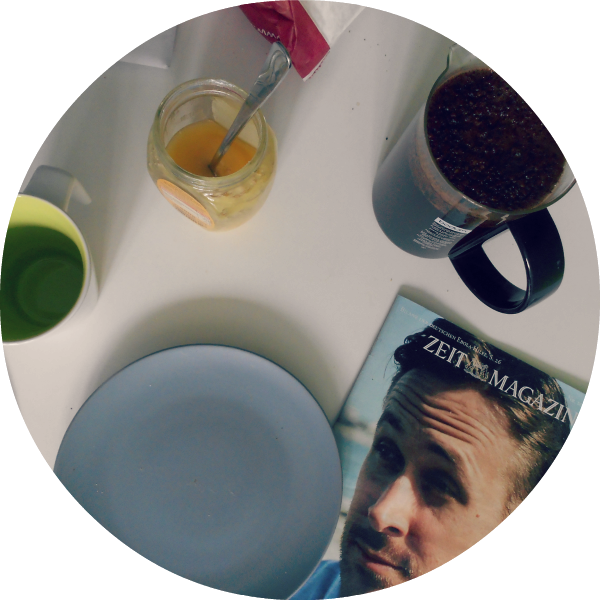 Samstagskaffee mit Ryan Gosling