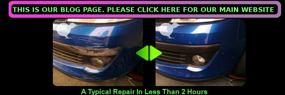 mobile car body repair manchester