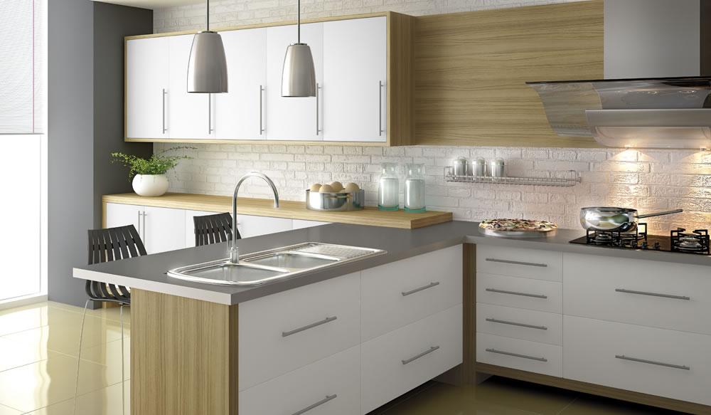 decoracao de interiores cozinha moderna:Decoração de Interiores Casa: A beleza das cozinhas planejadas em