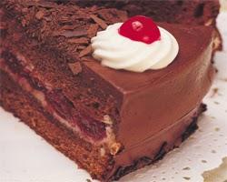 Bizcocho de Doble Chocolate