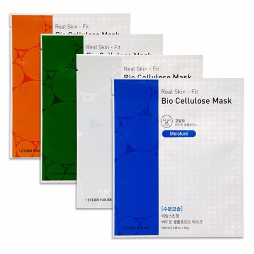Real Skin Fit Bio Cellulose Mask