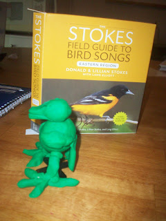 Stokes Bird Call CD