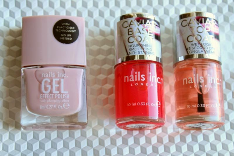 Nails Inc Tops and Tails | The Sunday Girl