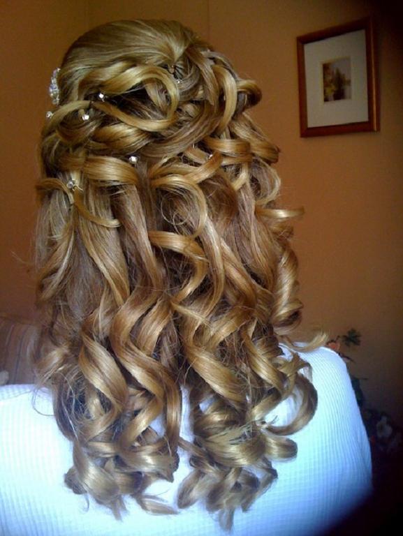 17 peinados para novias 2013 - peinados cortes de pelo