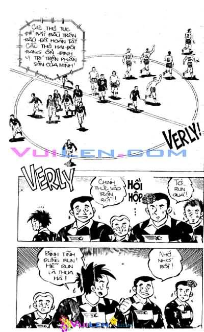 Jindodinho - Đường Dẫn Đến Khung Thành III  Tập 40 page 22 Congtruyen24h