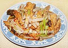 Tangba Towns Stir-fried Fish