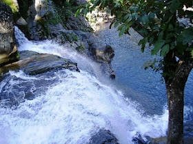 Air Terjun Suhom, Lhoong (Aceh Besar)