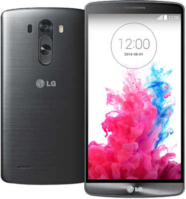 LG G3 complete specs and features