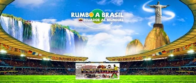 RUMBO A BRASIL 2.014