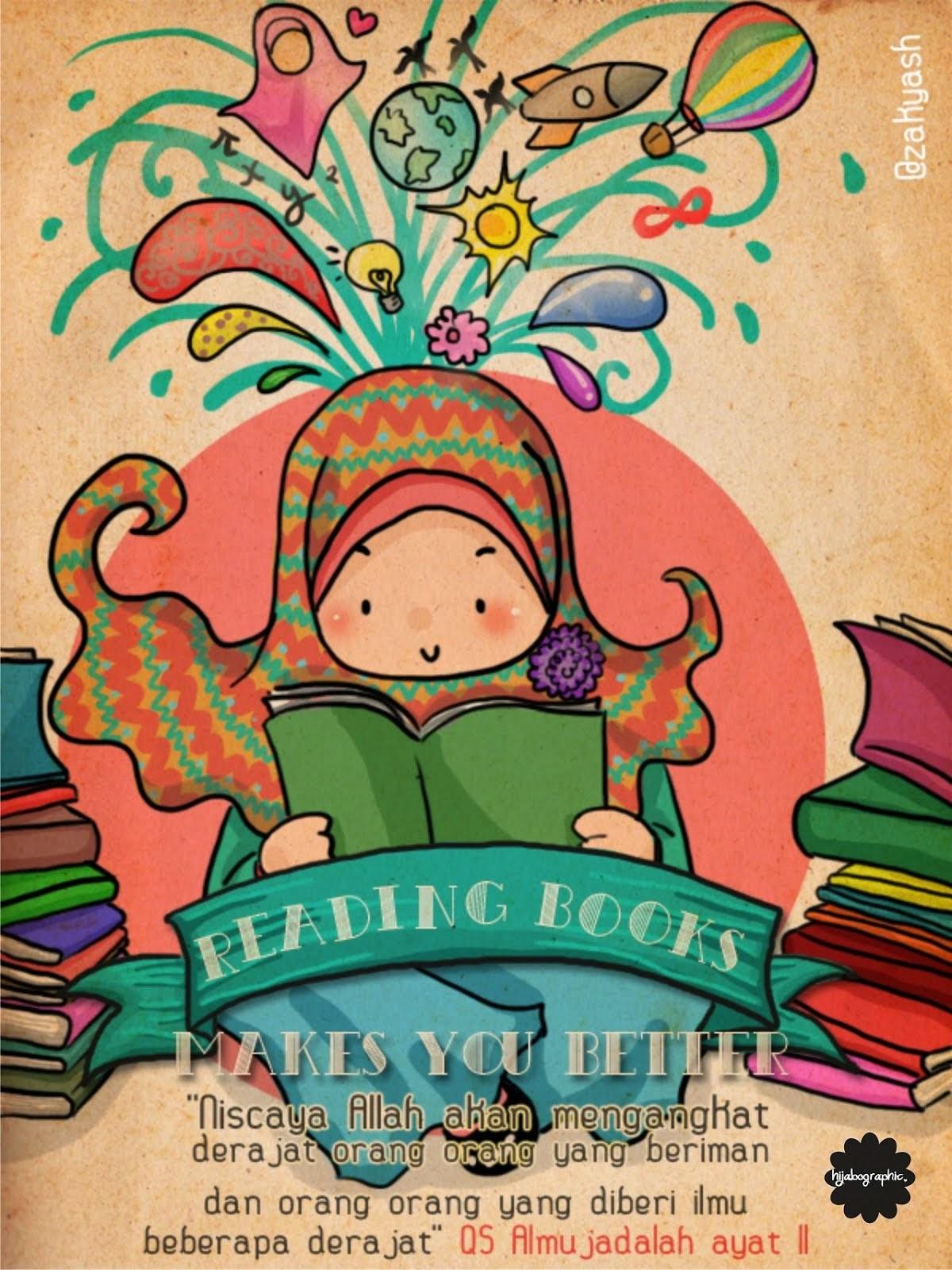 I love Reading :)