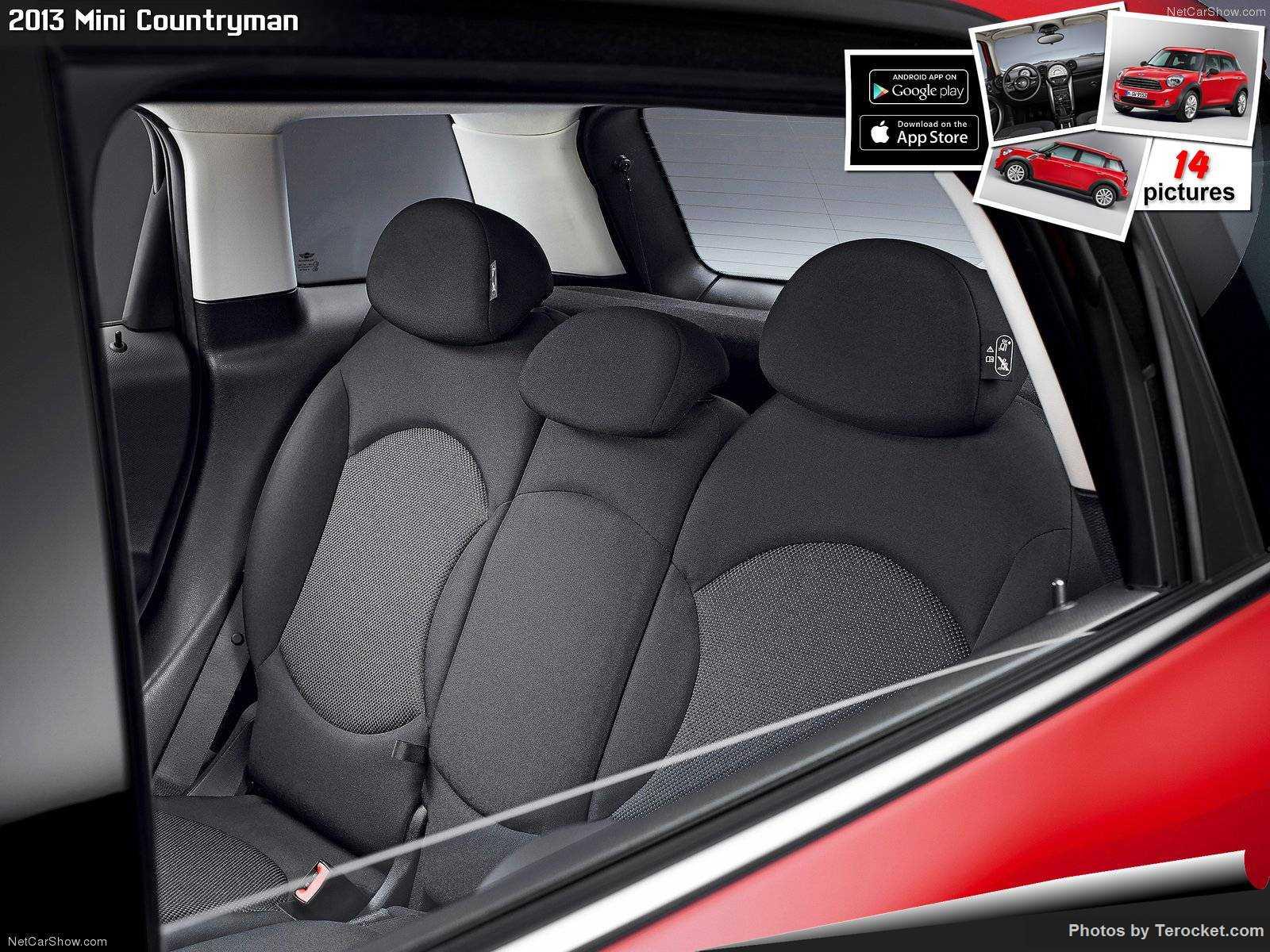 Hình ảnh xe ô tô Mini Countryman 2013 & nội ngoại thất