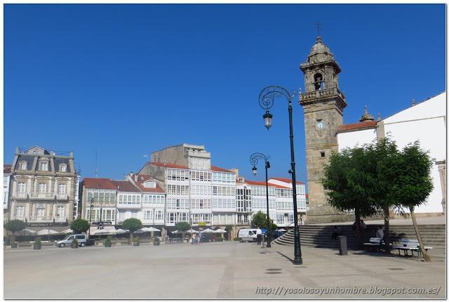 Plaza de Betanzos