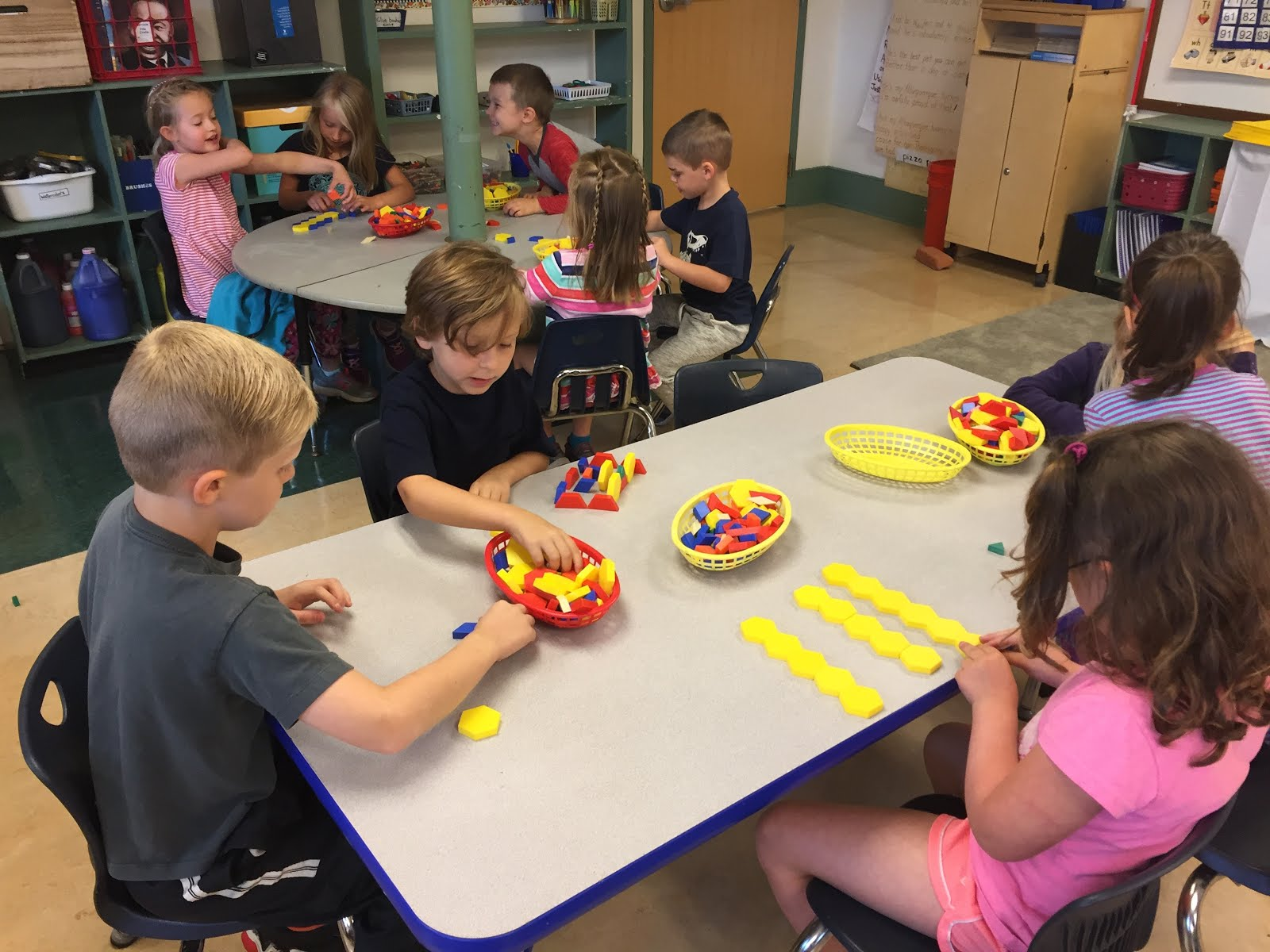 Pattern Block Fun