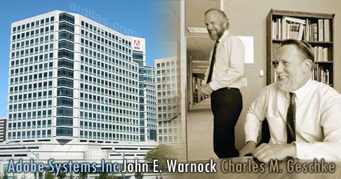 Apa Itu Adobe Systems? John E. Warnock dan Charles M. Geschke.