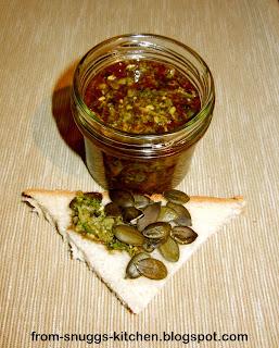 Gartenkresse-Pesto mit Kürbiskernen