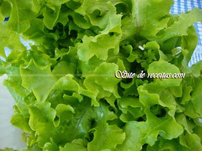 As safras das verduras