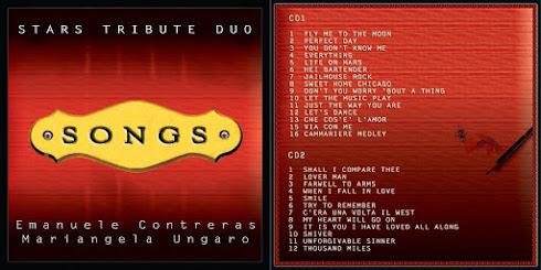 il nostro cd SONGS