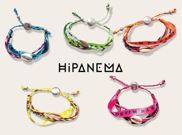 un bracelet Hipanema avec le magazine Public pour 2.50€
