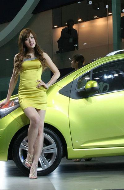 Sexy Asian Girl Hwang Mi Hee 황미희 Beautiful Korean