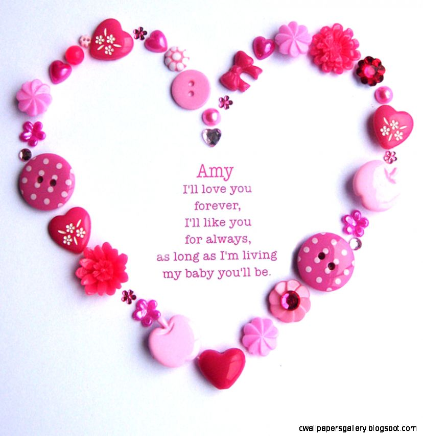 personalised love heart baby button artwork by sweet dimple