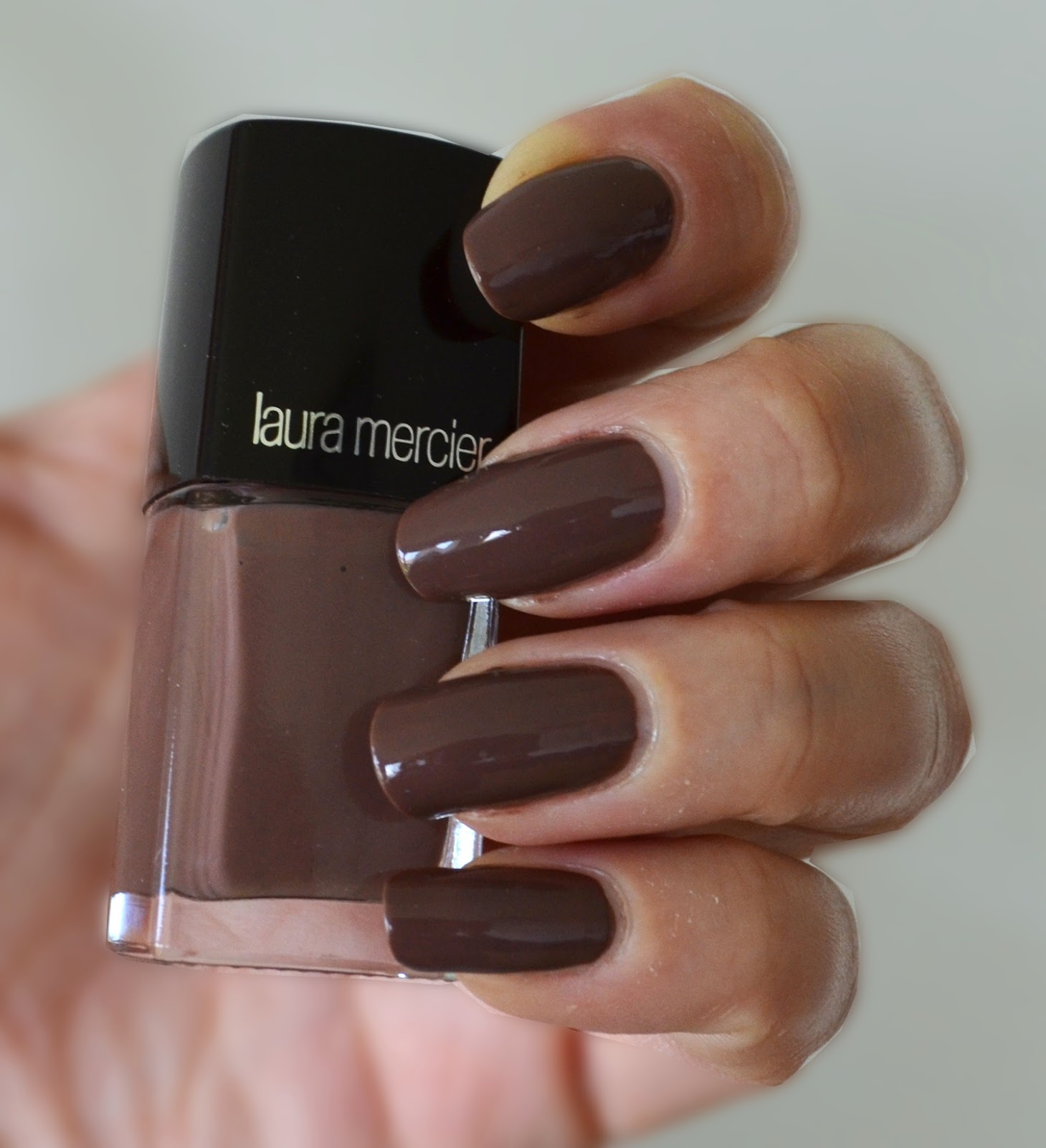 Laura Mercier Summer Nudes Collection Nail Polishes, Bare