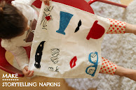 PLAY WITH YOUR NAPKIN