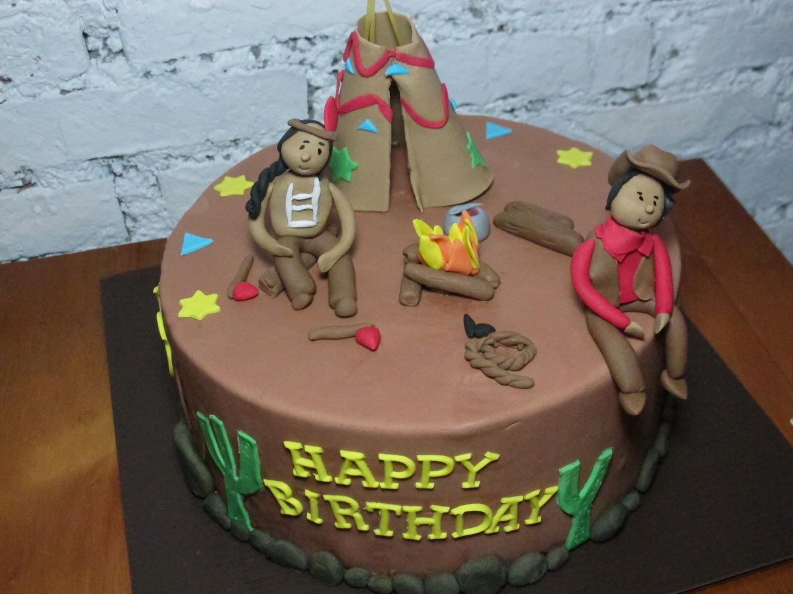 Spatula And Friends Birthday Cake Papakoboi