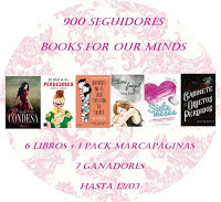 Sorteo Books for our mind
