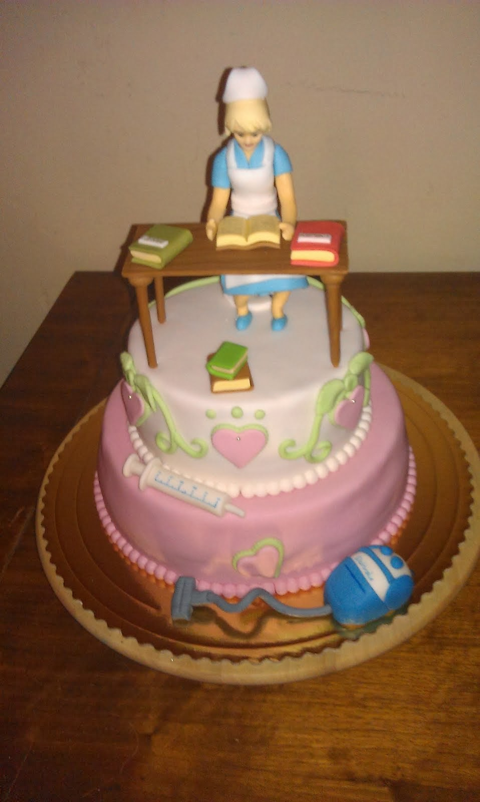 Torta pre sestričku 2