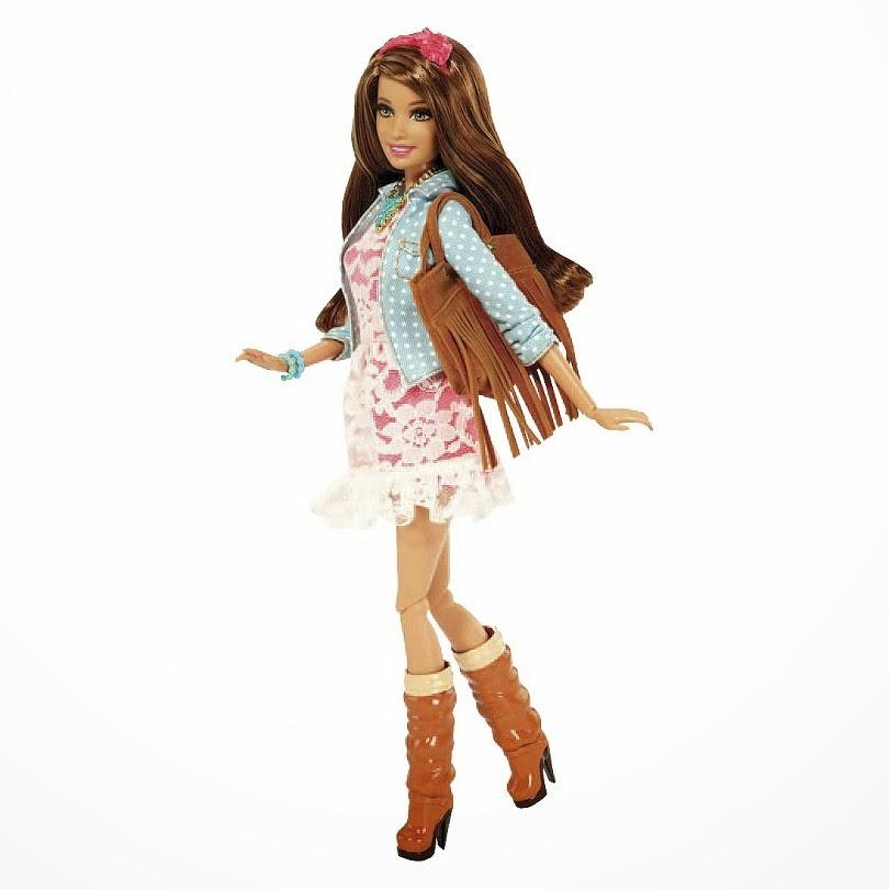 Ken Doll Cole O Barbie Style 2014