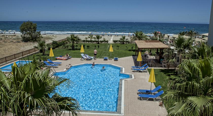 Ilian Beach & Apartments
