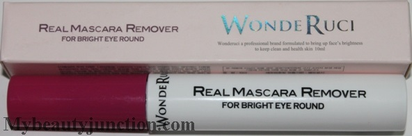 WondeRuci Mascara Remover review