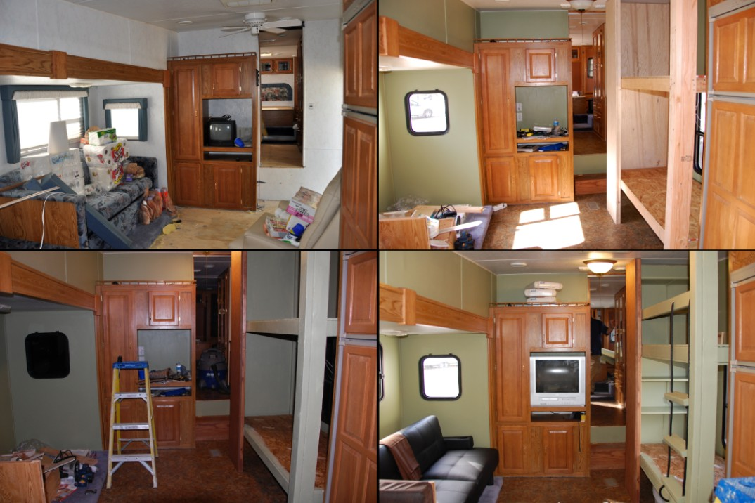 remodeling an rv