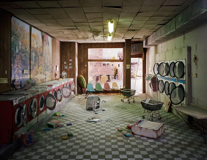 lavanderia tras apocalipsis