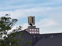 Das U der ehemaligen Union-Brauerei
