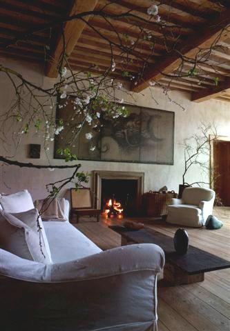 Tv On Fireplace Ideas