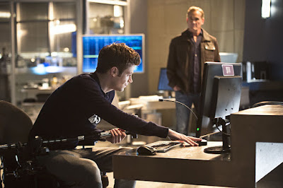 The flash 2x07
