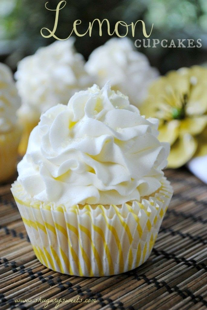 Best Frosting For Lemon Cupcakes
