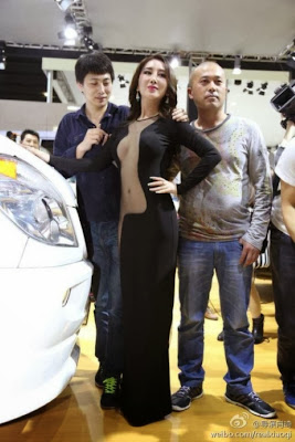 Chinese car models nude sex