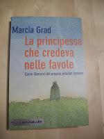 """Copertina del libro """"La principessa che credeva nelle favole - come liberarsi del proprio principe azzurro"""""""