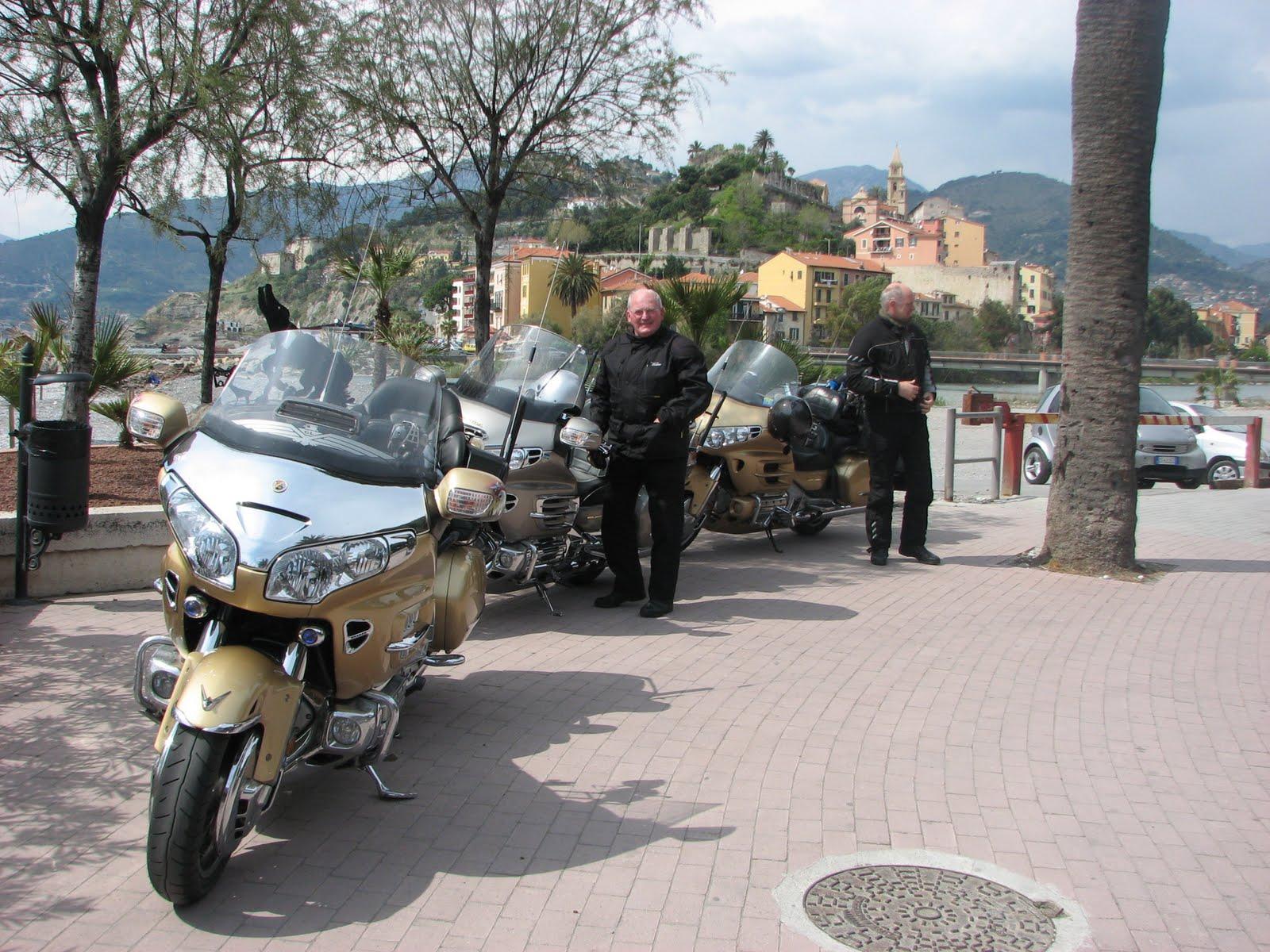 Goldwing express: tourenstiefel