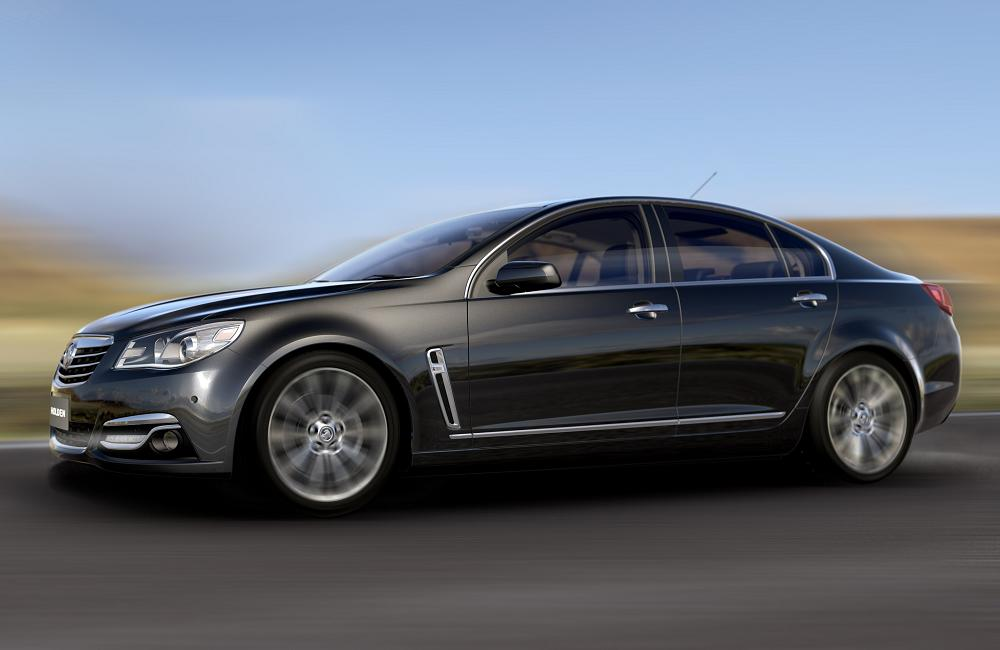 Holden Vf Commodore Unveiled Autoesque