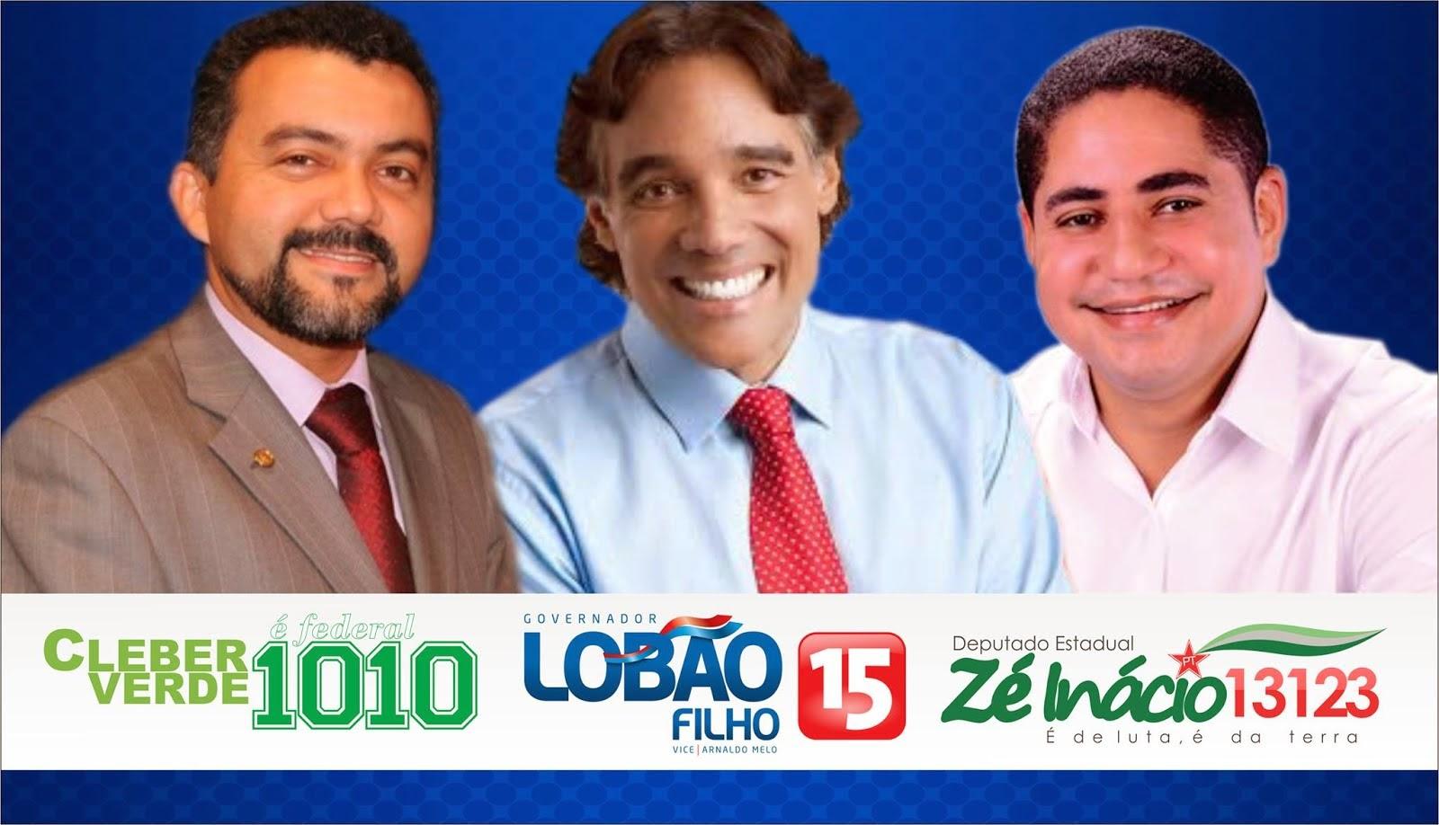 Pra frente, Maranhão!