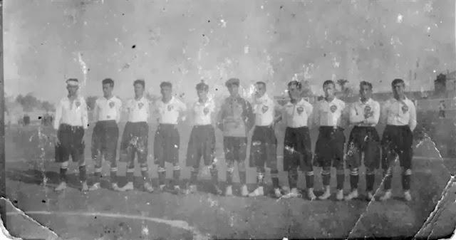 C.D.Castellón fundacional.1922.