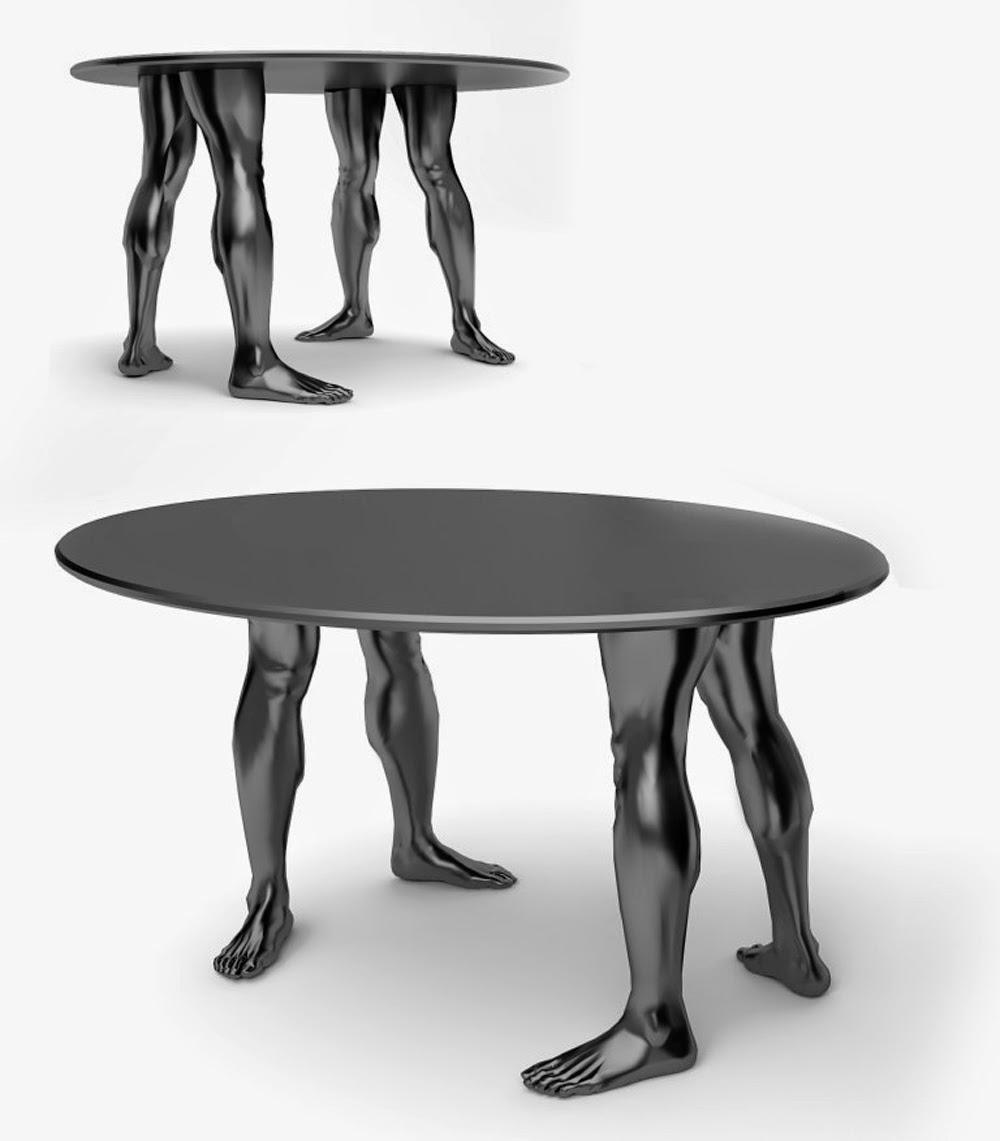 Samal-design - plusmood human table